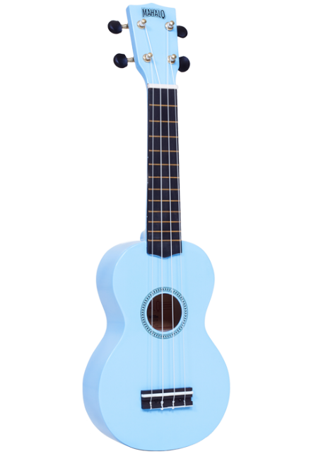 Mahalo MR-1 Light Blue Soprano Ukulele